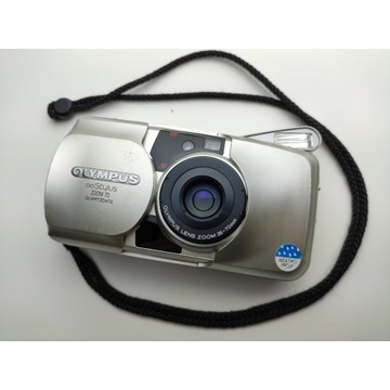 Olympus Mju / Infinity Stylus 70 aparat analogowy