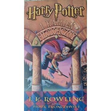 Audiobook - Harry Potter i kamień filozoficzny