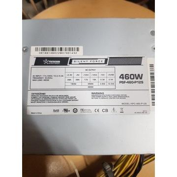 Zasilacz komputerowy 460W Pentagram PSF-460-P12S
