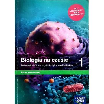 Biologia na czasie 1 zakres podstawowy