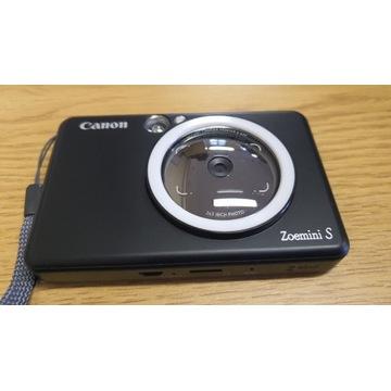Aparat natychmiastowy Canon Zoemini S BT Czarny
