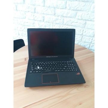 ASUS ROG Strix GL553VD-FY033T i5-7300HQ GTX1050