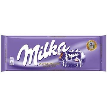 tabliczka czekolady Milka 270 gramów