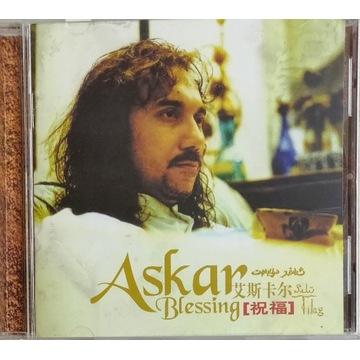 ASKAR - Blessing CD Ujgurska muzyka - Rzadkość!