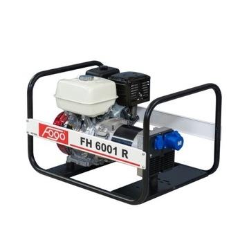 NOWY Agregat prądotwórczy Fogo FH6001R Honda