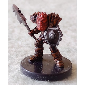D&D Miniatures Game figurka Witchknife 41/60 WotC