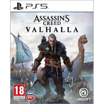 ASSASSIN'S CREED VALHALLA DRAKKAR EDITION PS5 PL