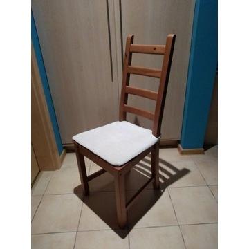 Krzesła drewniane 6szt IKEA