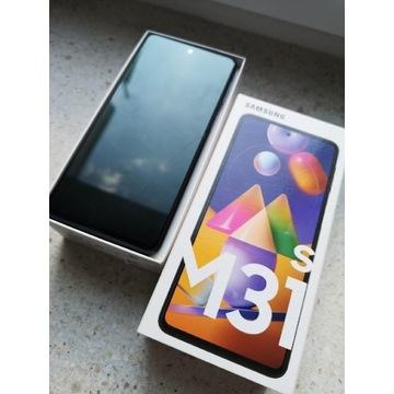 Samsung Galaxy M31s 128 GB srebrno/czarny