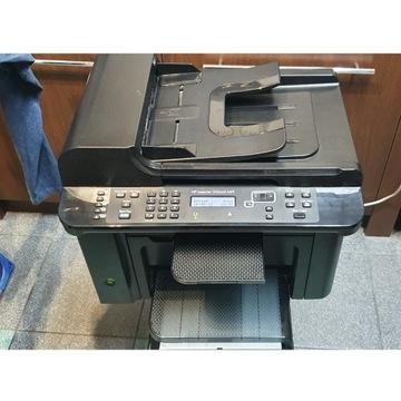 Drukarka HP 1536 dnf drukuje uszkodzony skaner