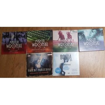Wroński + Kalinowski + Bonda  - Audiobooki CD-mp3