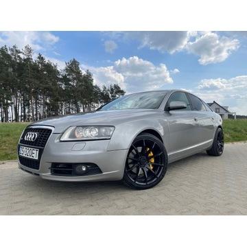 Audi A6C6 3.2 FSI V6 255km QUATTRO