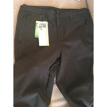 Spodnie trekkingowe męskie Crane Techtex softshell