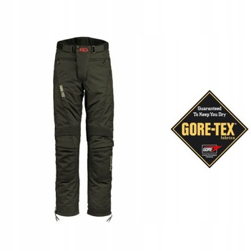 Spodnie motocyklowe Dane Nyborg Goretex Pro 48