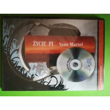 Życie Pi  , CD mp3