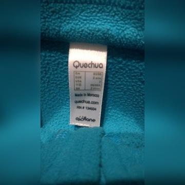Bluza ciepła polarowa marki Quechua 86 92