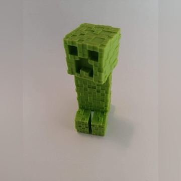 Figurka Creeper Minecraft