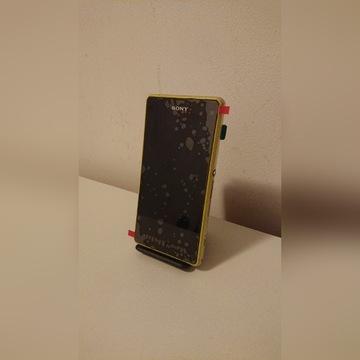 Sony Xperia Z1 Compact Żółty
