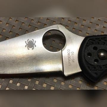 Spyderco Delica 4 FFG black