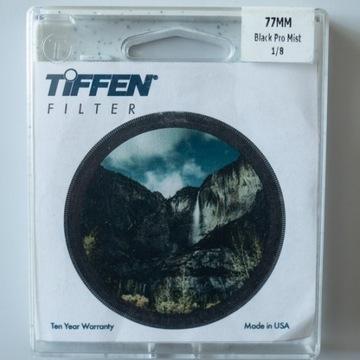 Tiffen Black Pro Mist 1/8 77mm - IDEALNY 77BPM18