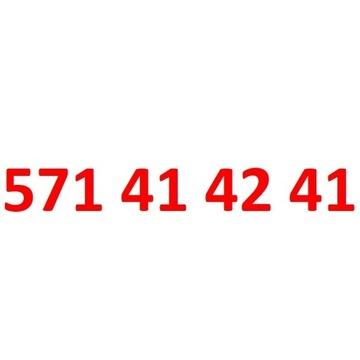 571 41 42 41 starter orange złoty numer 20zl+ 50GB