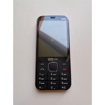 MAXCOM MM330 3G CZARNY