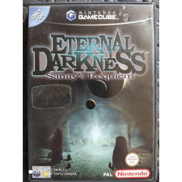 Eternal Darkness Nintendo Gamecube
