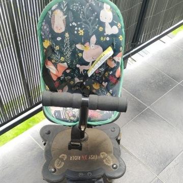 Easy X4 Rider - dostawka do wózka dziecięcego