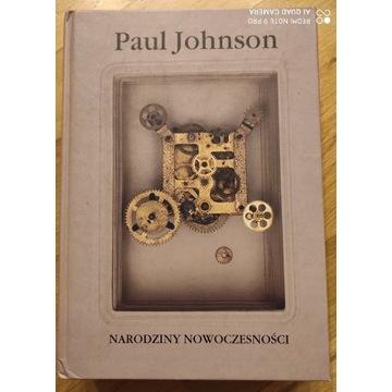 Johnson - Narodziny nowoczesności