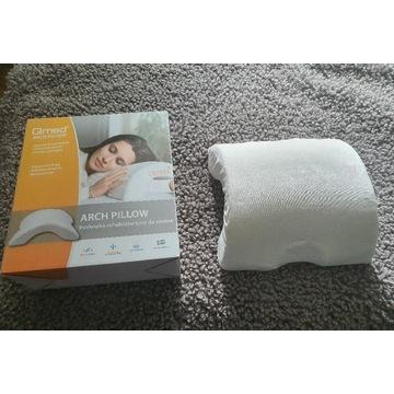 Poduszka ortopedyczna Qmed Arch Pillow z pokrowcem