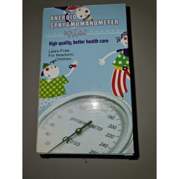 Ciśnieniomierz pediatryczny NOWY  SOHO 120
