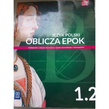 Oblicza Epok 1.2 podręcznik do języka polskiego