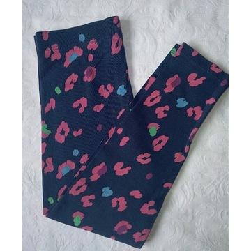 Next legginsy z dżerseju roz. 110