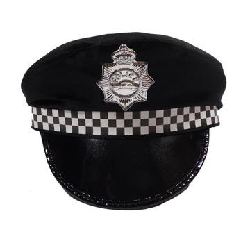 Czapka Policjanta policjantki