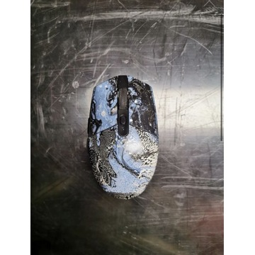 Mysz logitech g305 hydrografika + nowe corepady