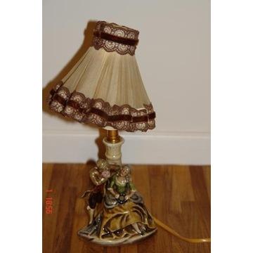 Porcelanowe figurki lampka GRÄFENTHAL THÜRINGEN