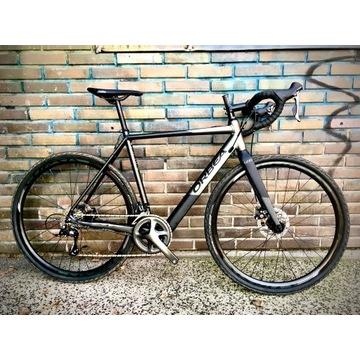 Elektryczny rower Orbea GAIN D50 2019 szosa/gravel
