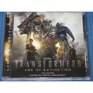 STEVE JABLONSKY TRANSFORMERS AGE OF EXTINCTION rar