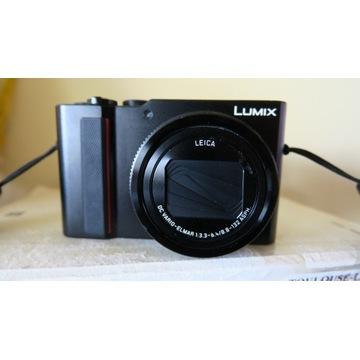 Panasonic Lumix DC-TZ200 plus super torba