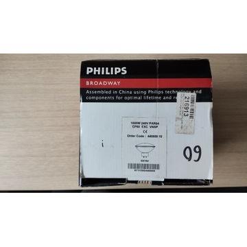 Żarówka Philips 1000W 240V PAR64 CP60 VNSC nowa