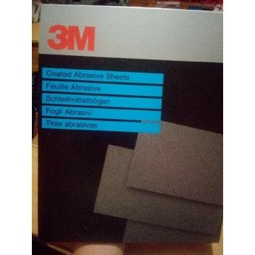 Papier 3M wodoodporny P1000.  25 szt
