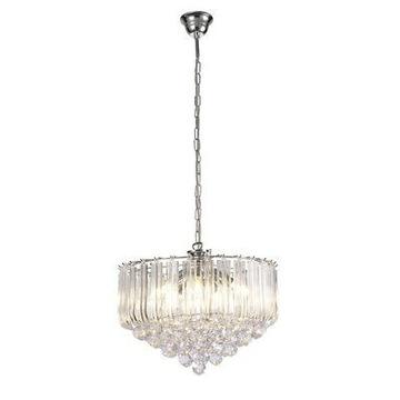Dekoracyjne oświetlenie Lana 5 lamp wiszących Opra