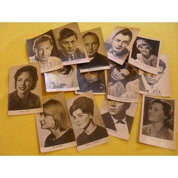 Kolekcja 15 aktorów demoludy, ZSRR, PRL