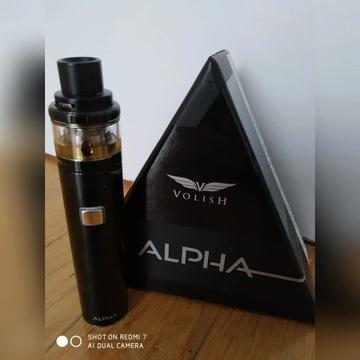 E-papieros Volish Alpha Black