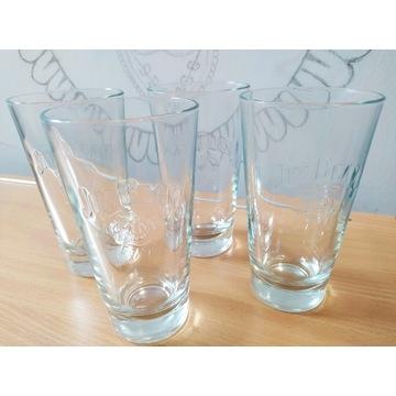 Zestaw szklanek Jim Beam 4 szt komplet