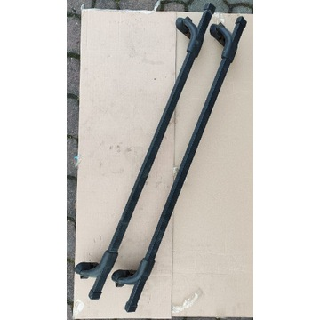 Bagażnik dachowy Skoda Octavia 04-13 belki dachowe