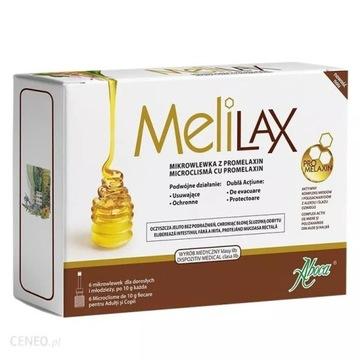 Melilax adult aboca wlewka