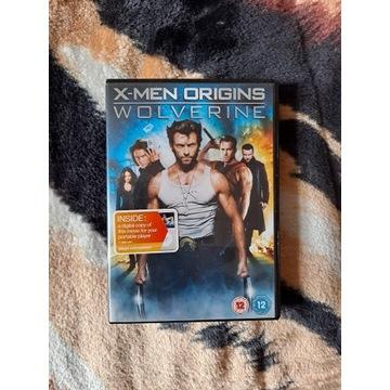 X-Men: Geneza - Wolverine - płyta DVD
