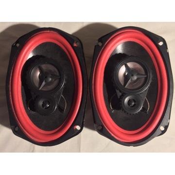 """Głośniki Samochodowe DAX 900W 3 drożne 6x9"""""""