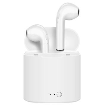 Słuchawki bezprzewodowe bluetooth 5.0 białe